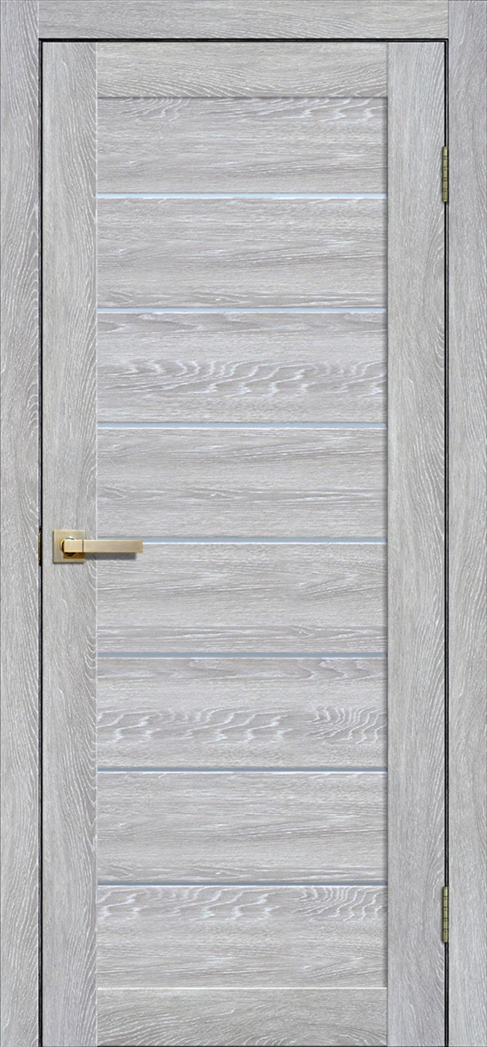 дверь межкомнатная сибирь профиль 214 дуб грей